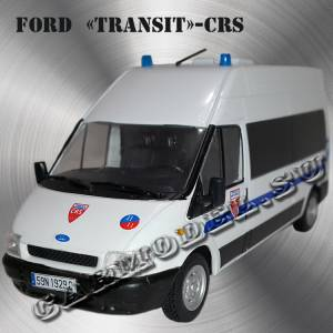 Ford Transit-CRS