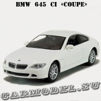 BMW-645 «Coupe»