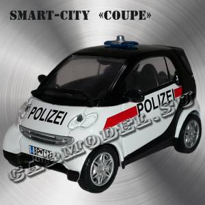 Smart City Coupe (полиция)